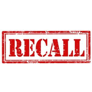 Vehicle Recall in DeRidder, LA