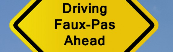 Top Driving Faux-Pas in Louisiana