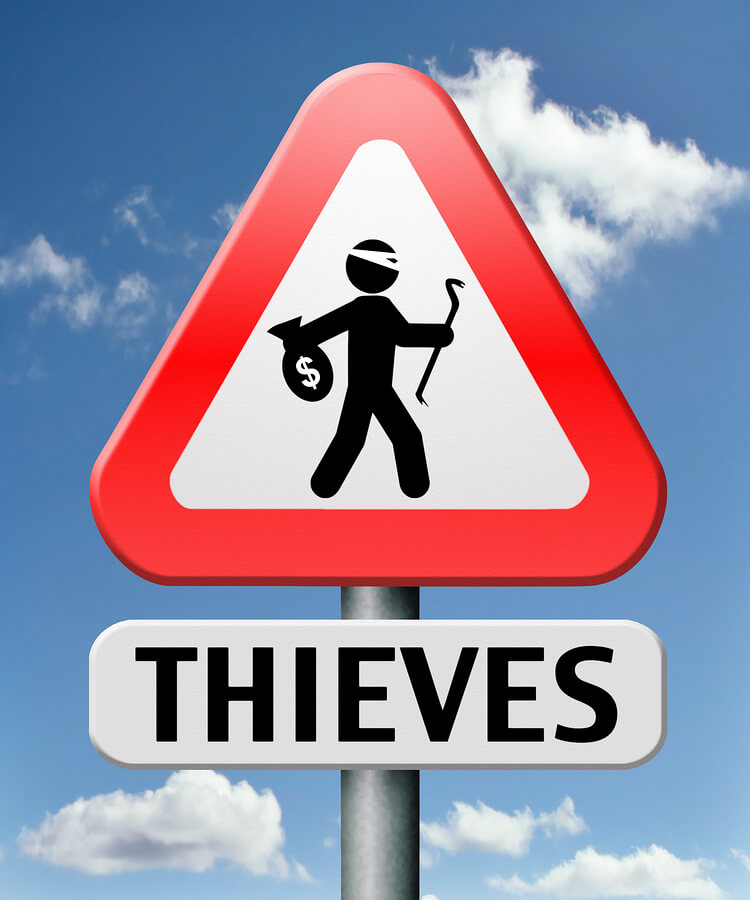 Holiday Theft Protection Louisiana