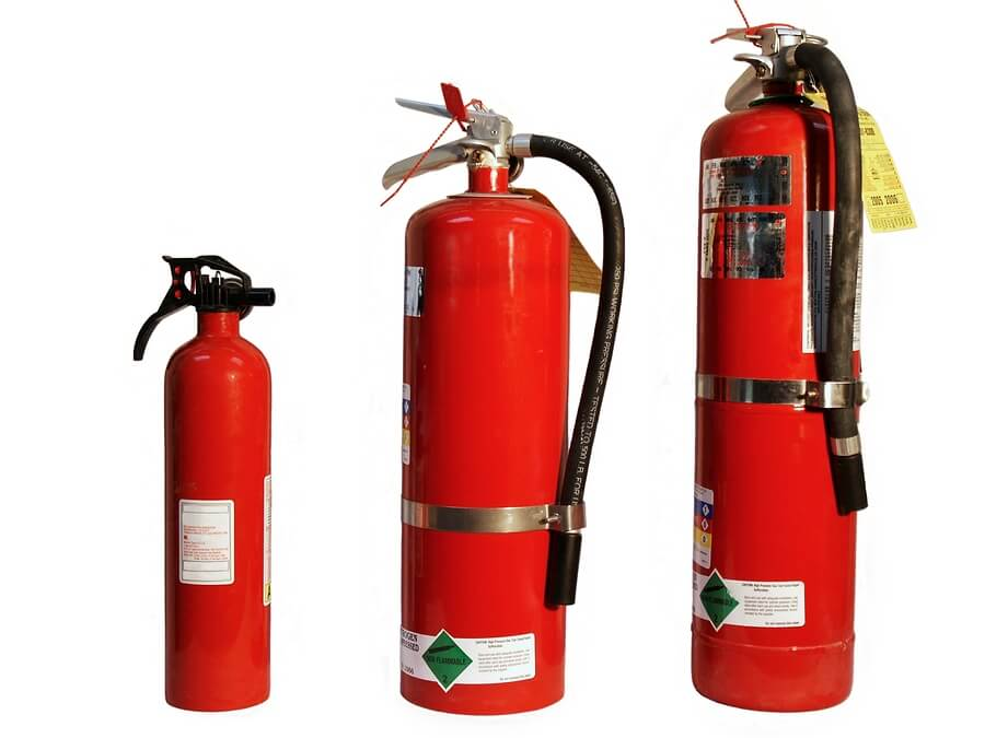 Fire Extinguisher Safety in DeRidder,LA