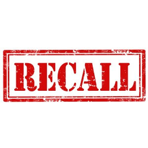 Vehicle Recall in DeRidder, LA
